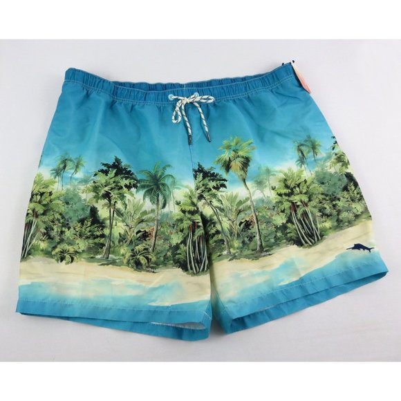 Tommy Bahama Other - NEW Tommy Bahama XXL Swim Trunks Beach 40-42 Waist